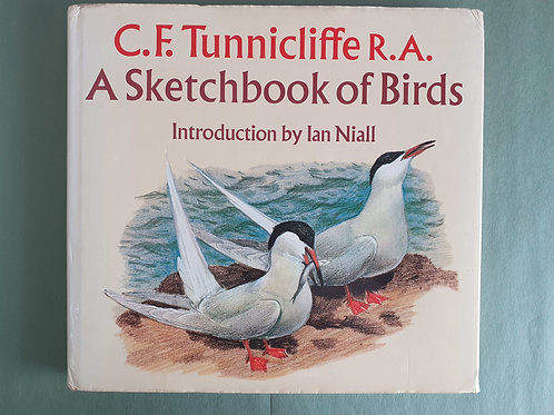 C.F. Tunnicliffe - A Sketchbook of Birds
