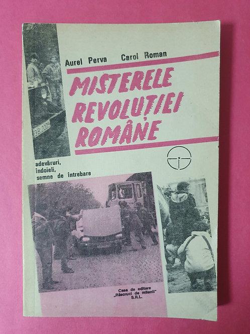 A. Perva, Carol Roman - Misterele Revoluției Române