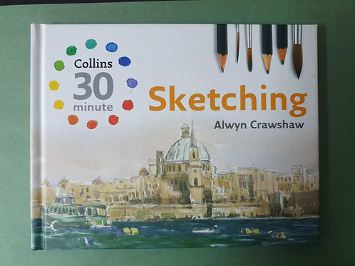 Alwyn Crawshaw - Sketching (Collins 30 Minute)