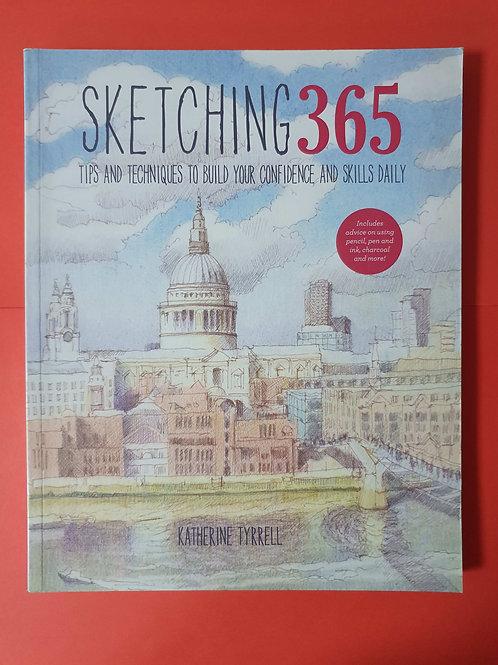 Katherine Tyrrell - Sketching 365