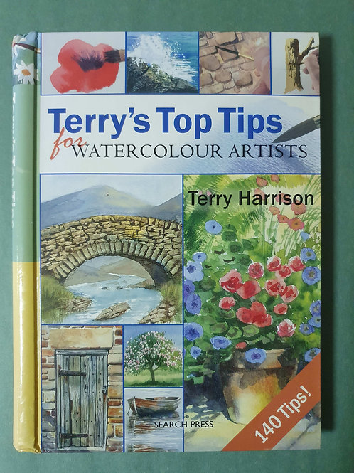 Terry Harrison - Terry's Top Tips for Watercolour Artists