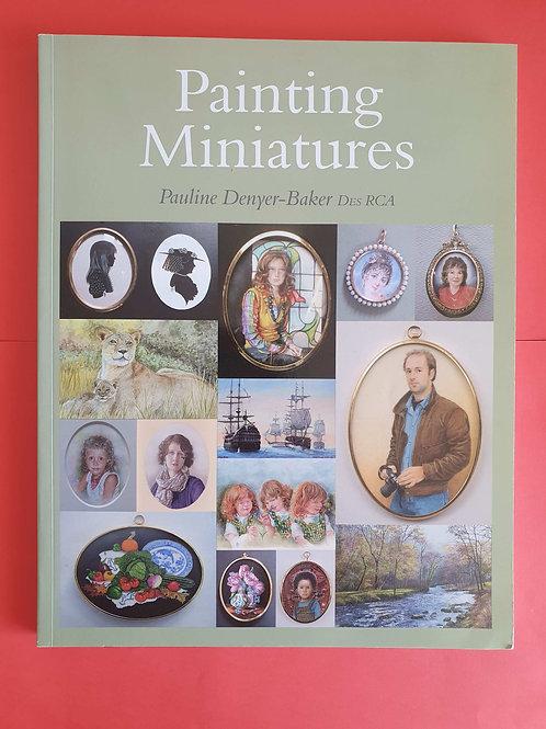 P. D. Baker - Painting Miniatures