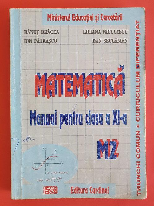 Matematică - Manual pentru clasa a XI-a - M2