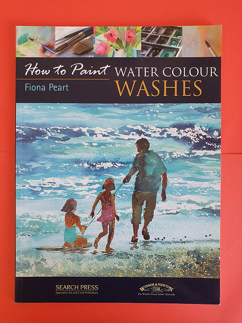 Fiona Peart - Water Colour Washes
