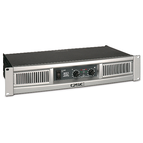 QSC GX7 Amp
