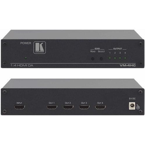 Kramer VM-4HC HDMI DA 1:4