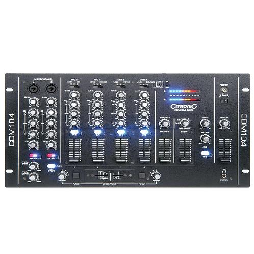 Citronic CDM 104 10ch Mixer