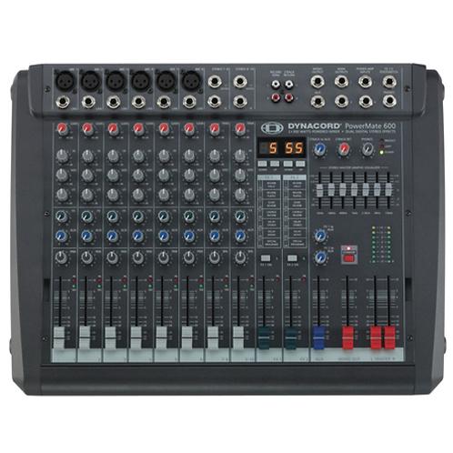 Dynacord PowerMate 600 Powered Mixer