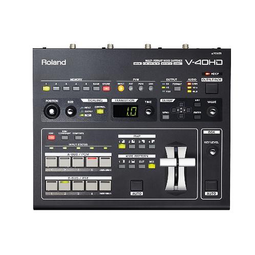 Roland V-40HD Vision Mixer