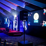 Awards Sound System example at Qsi Awards
