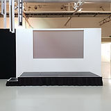 Basic Set example of a simple set screen surround