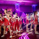 Entertainment Acts example of cheerleaders at Event