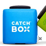 Branded Catch Box Microphone