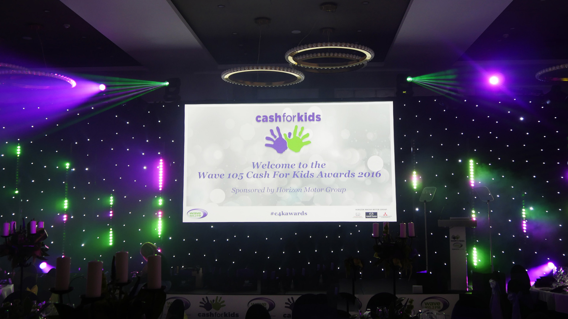 Wave Cash 4 Kids