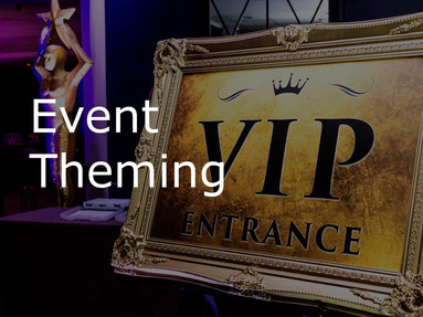 Event Theming