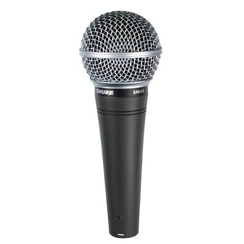 Shure SM48 Vocal Mic