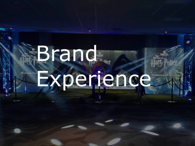 Brand Experience Events