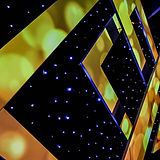 Video Mapping example at Gatwick Diamond Business Awards
