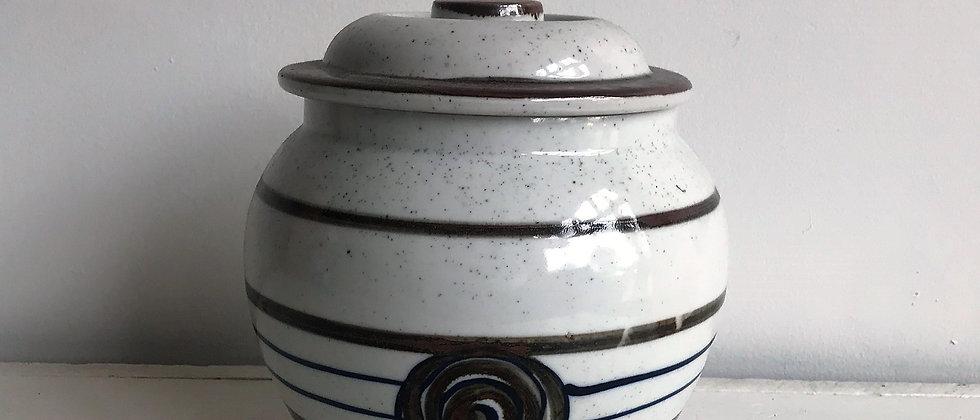 ceramic, cookie jar
