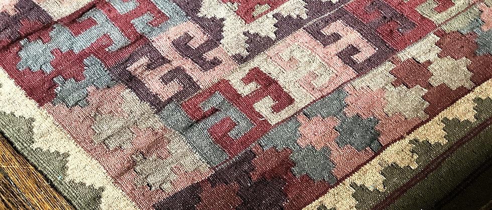 """vintage rug (101"""" x 73.5"""")"""