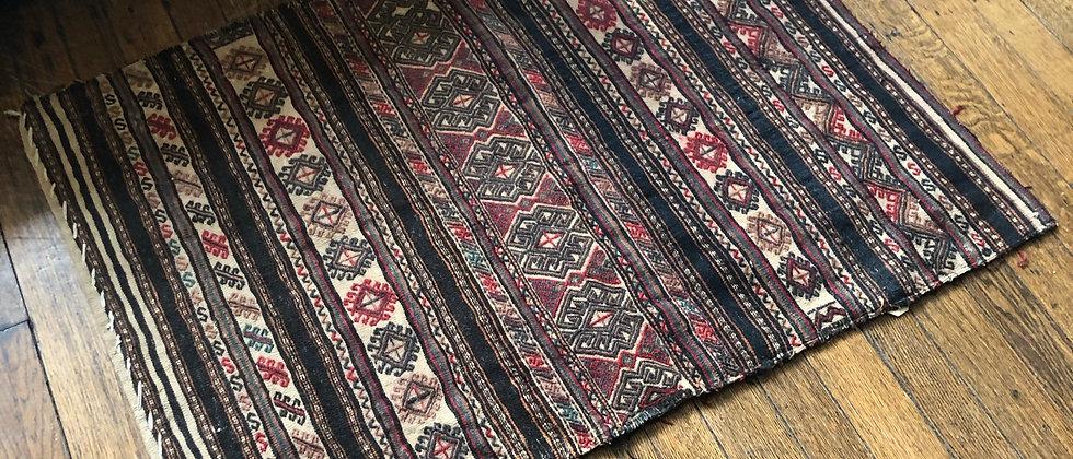 """vintage rug (40.5"""" x 30.5"""")"""