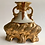 Thumbnail: gorgeous, ceramic decanter with cork top