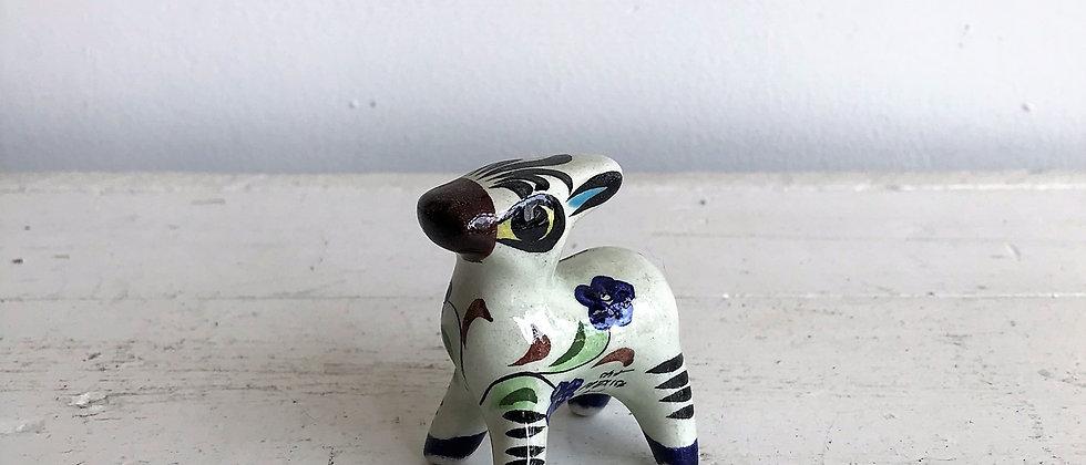 small, ceramic animal
