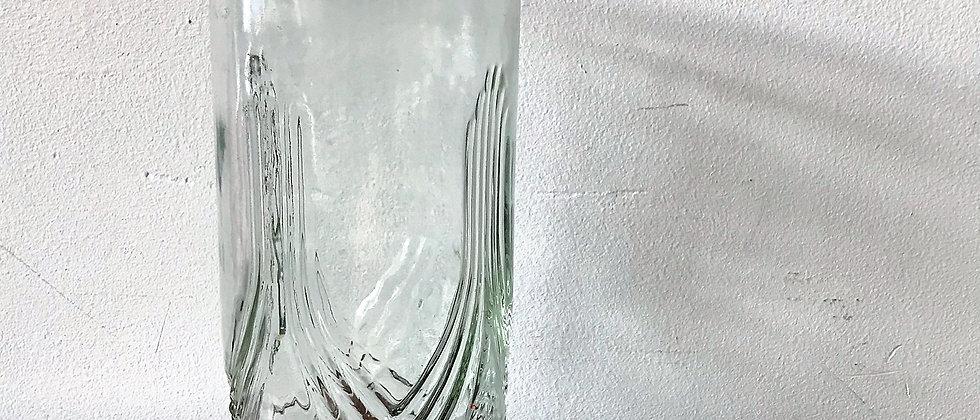 hoosier glass cyclinder vase