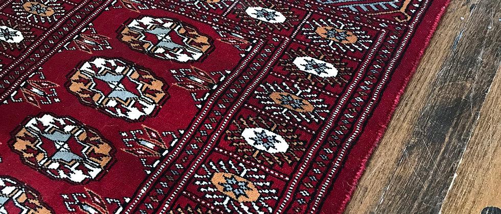"""vintage rug (2.5"""" x 39.5"""")"""