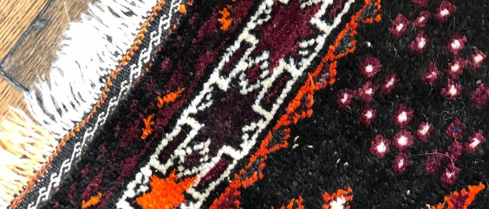 """vintage rug (28' x 28"""")"""