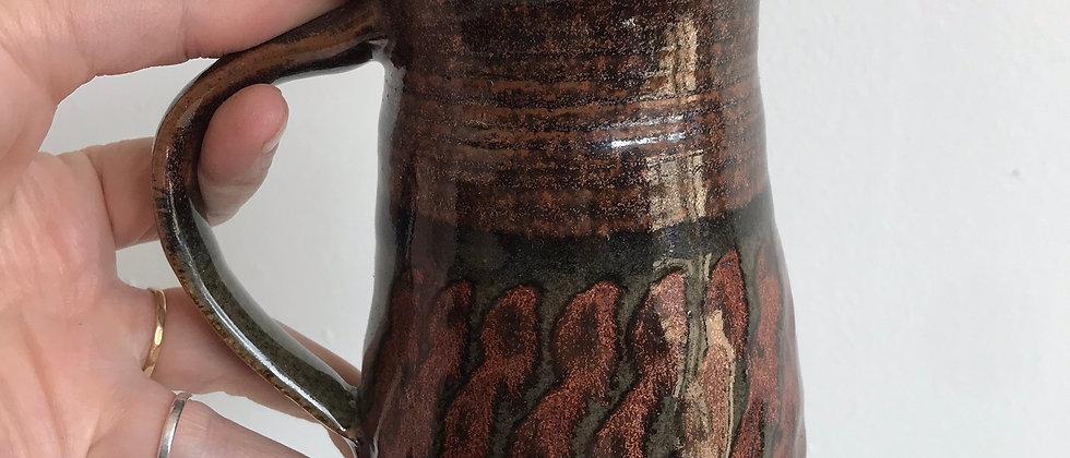 large, ceramic shaker
