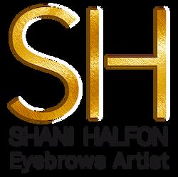 לוגו לאמנית עיצוב גבות