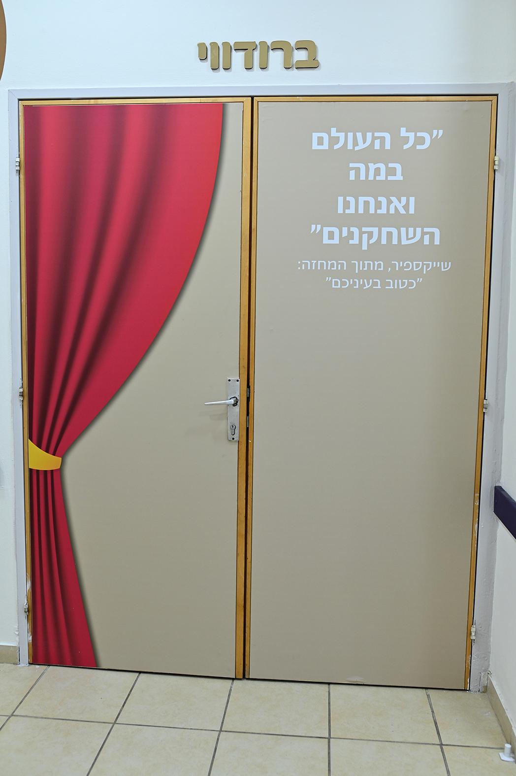 עיצוב דלתות