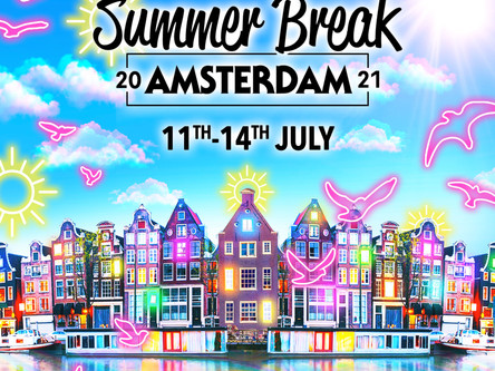 Amsterdam this Summer? Mas Que Nada are hosting at Summer Break Amsterdam 2021 ✈️ 🇳🇱