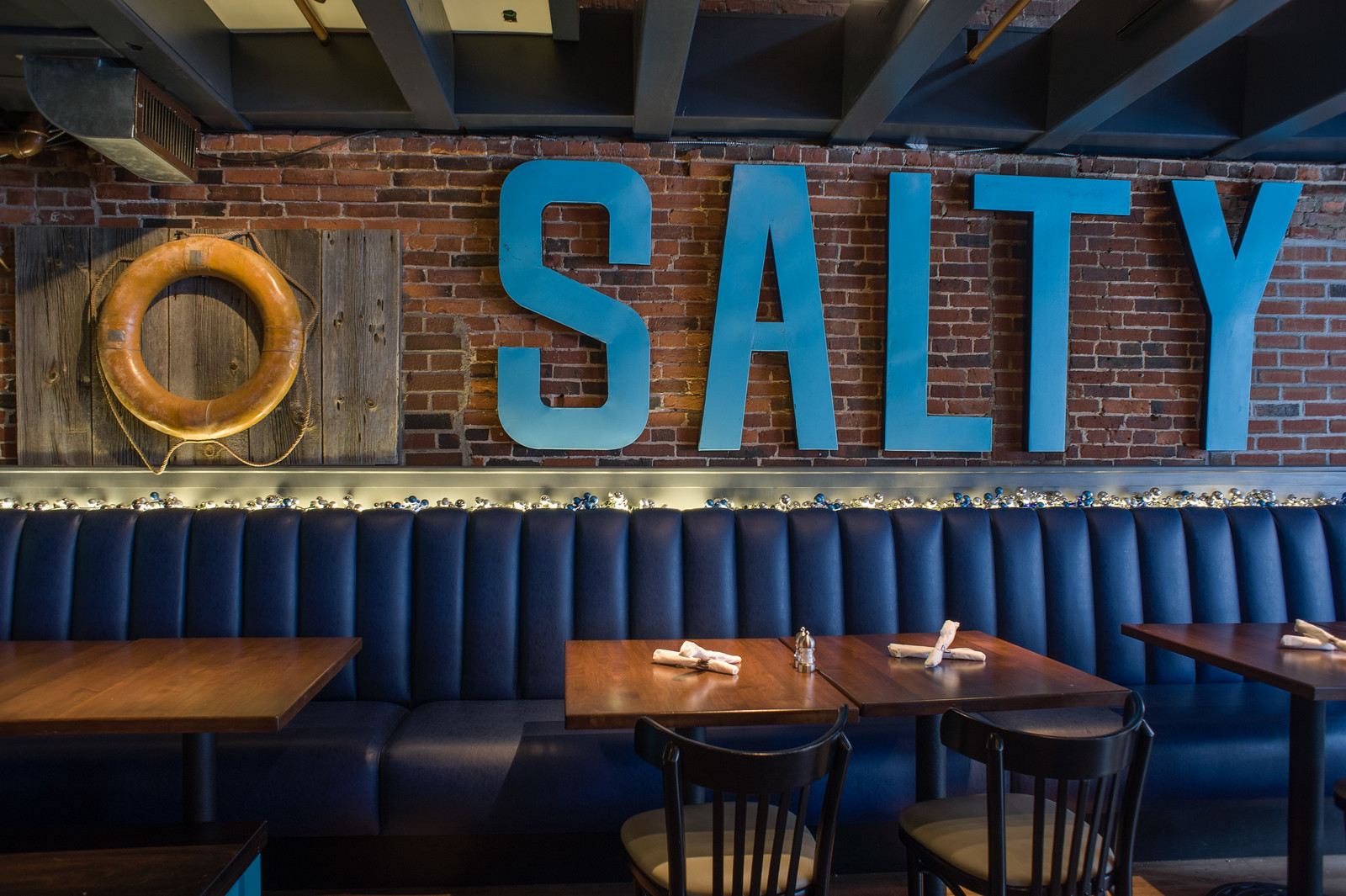 Salty Sign