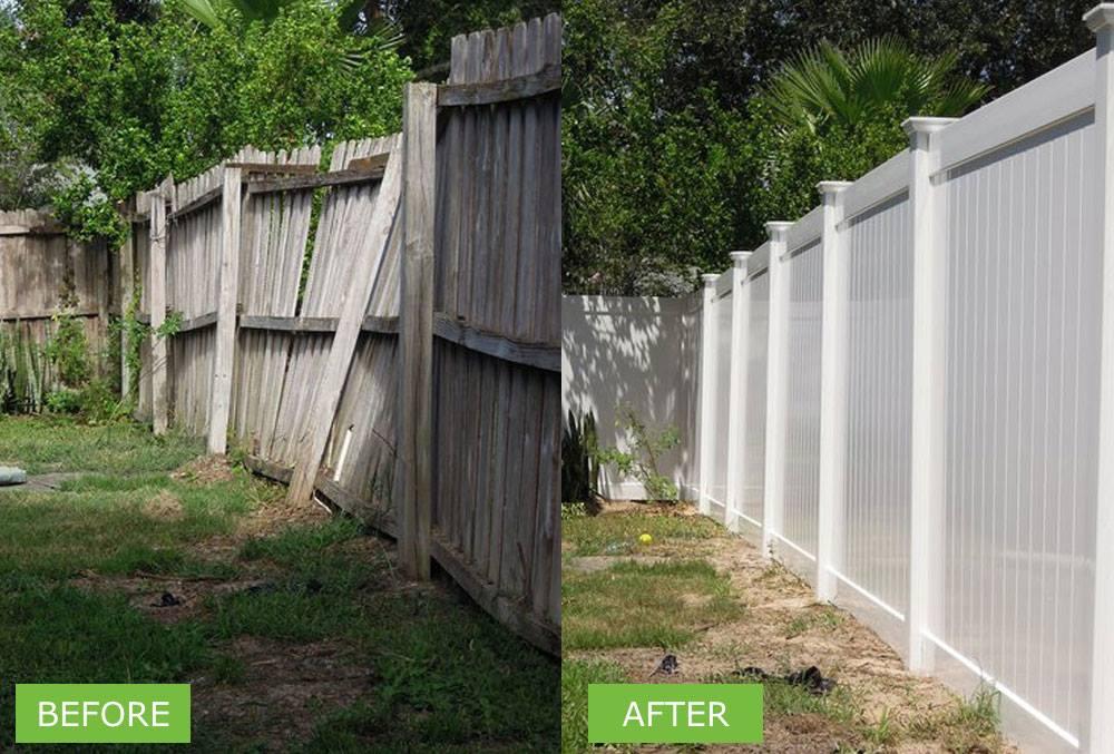 Fencing Upgrade