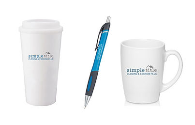 Simple Title Closing & Escrow PLLC Promotional Items