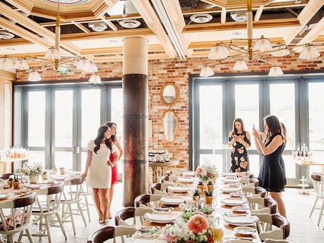 Skip the Country Club – Set a New Standard with a Chic Boston Bridal Shower