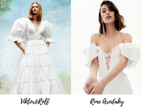 Top Wedding Dress Trends for 2020