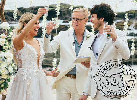 Small Details to Reinvent a Celebrity Wedding