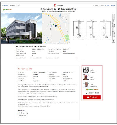 Brooks Properties LoopNet Listing