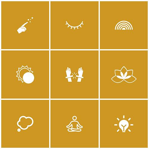 9 Ritual Icons