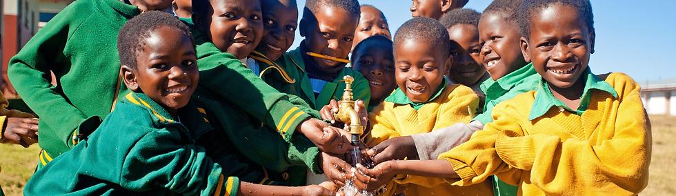 Programma Acqua è Vita. Mozambico