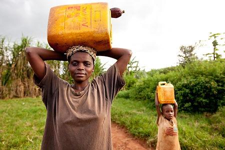 Acqua Vita. Emergenza siccità Mozambico.