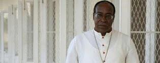 Don Jaime Gonçalves, vescovo di Beira (Mozambico)