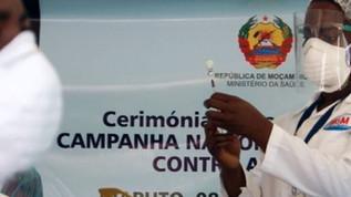 Mozambico: arrivate le prime dosi del vaccino