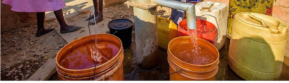 Mani Unite. Acqua è Vita. Emergenza siccità.