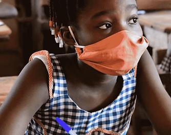 Mani Unite Mozambico. Prevenzione Coronavirus.