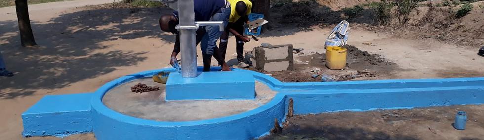 Acqua Vita. Progetto pozzi Mozambico.