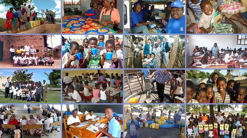 Mani Unite Mozambico. La nostra storia
